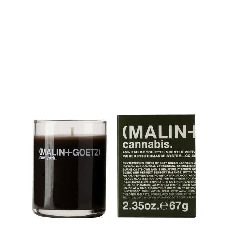 cannabis votive