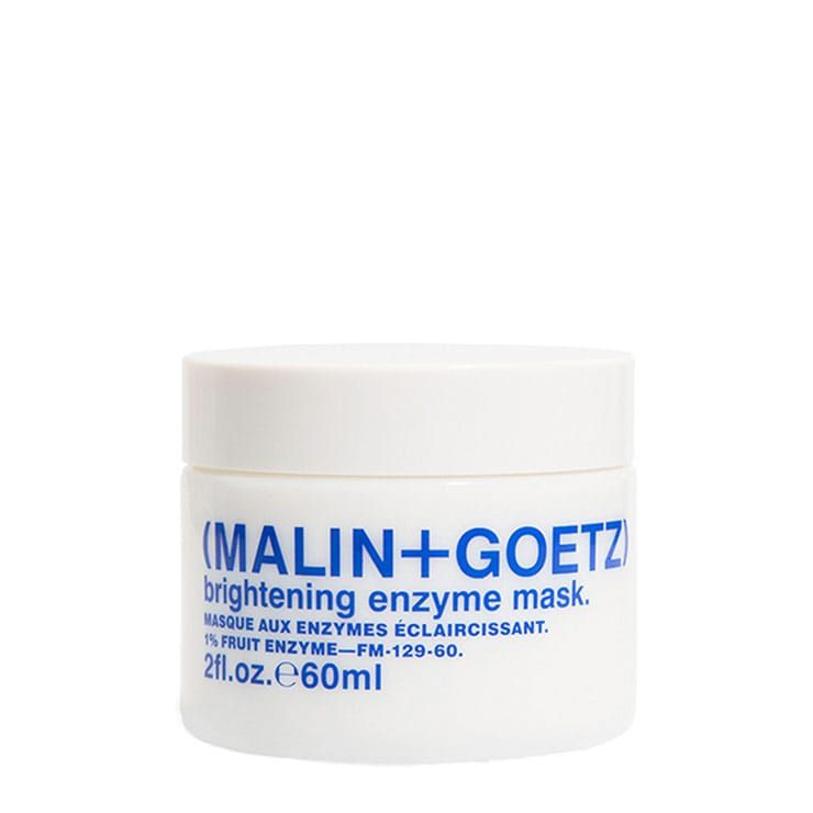 brightening enzyme mask.