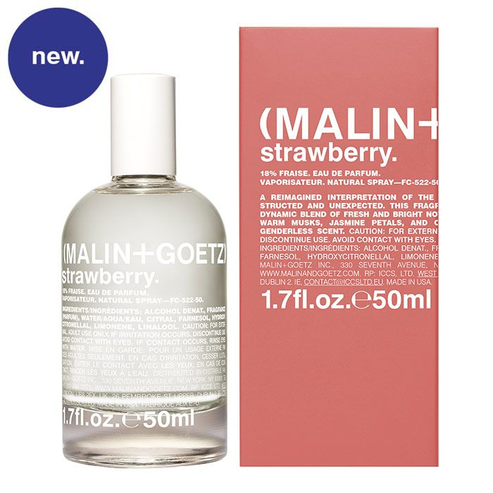 strawberry eau de parfum
