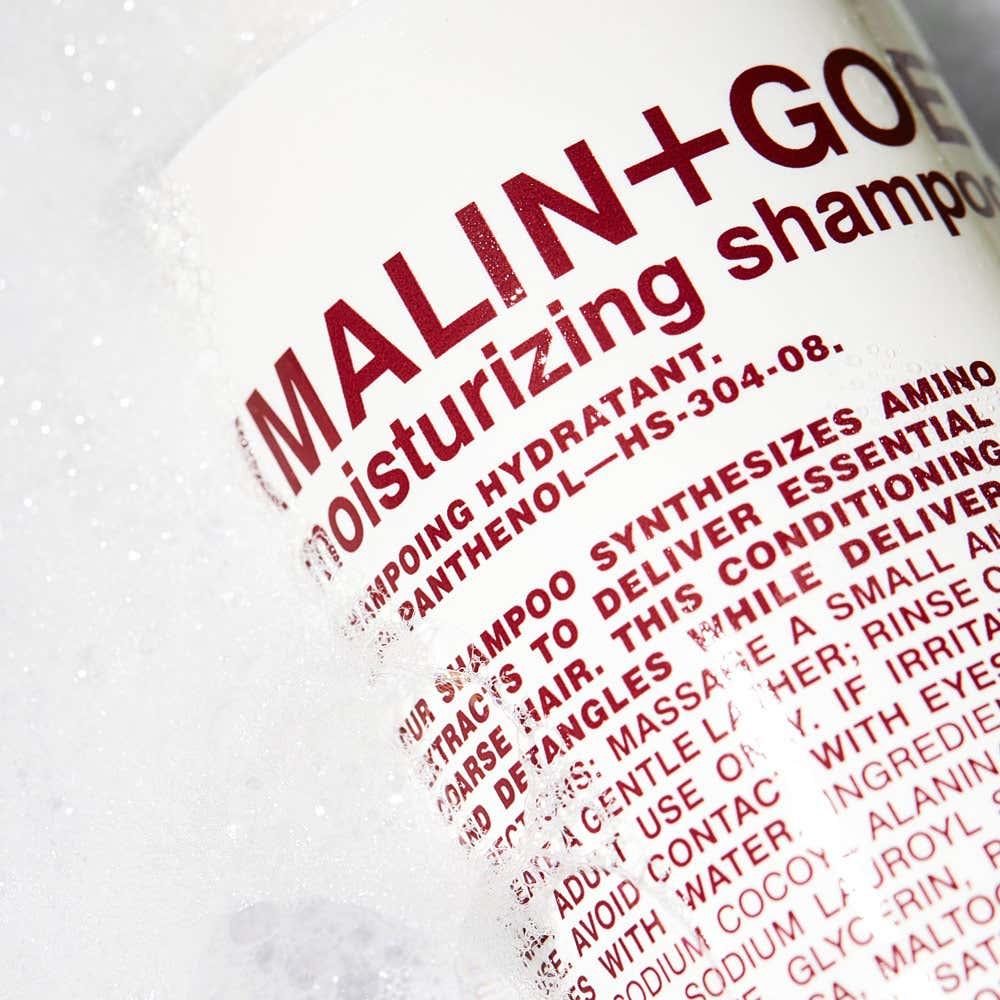 feuchtigkeitsspendendes shampoo