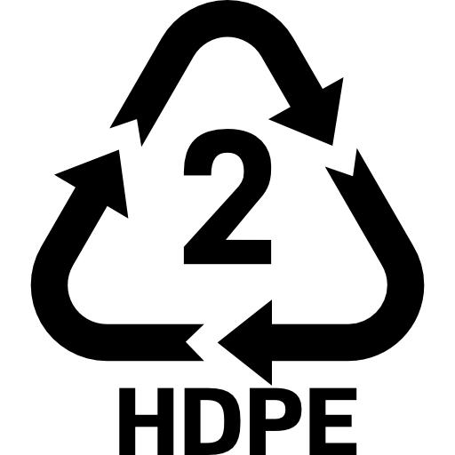 hdpe recyclable 2 symbol